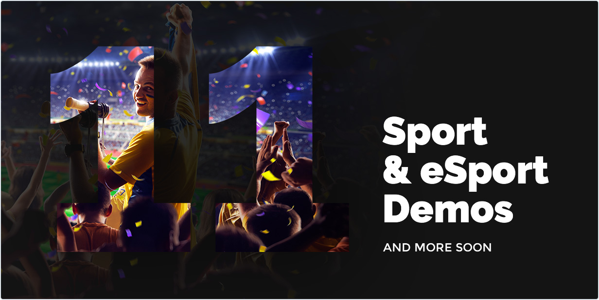 11 Sport and eSport demos